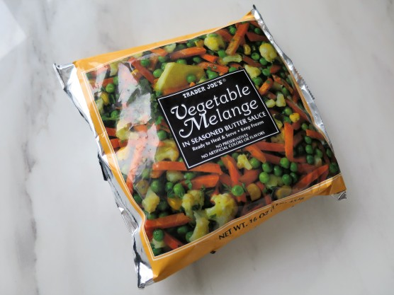 trader joe's vegetable melange