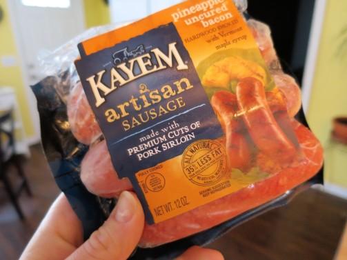 kayem artisan sausage